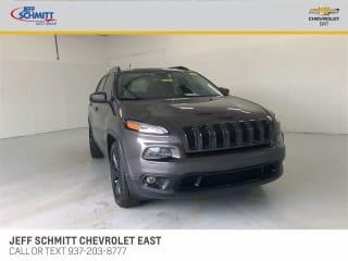 2016 Jeep Cherokee Latitude Altitude