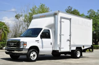 2016 Ford E-Series Chassis