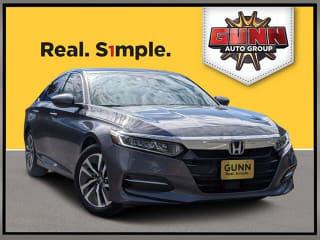 2018 Honda Accord Hybrid Base