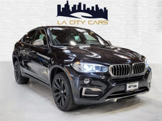 2018 BMW X6 sDrive35i