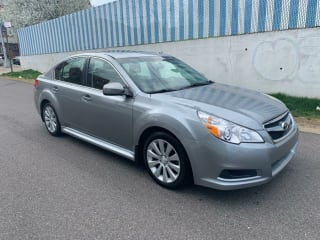 2010 Subaru Legacy 2.5i Limited