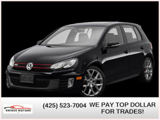 2013 Volkswagen Golf GTI Base