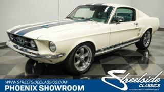1967 Ford Mustang GTA Fastback Tribute