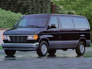 1993 Ford E-350 Custom Super