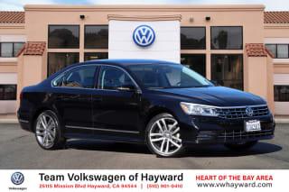 2016 Volkswagen Passat 1.8T R-Line PZEV