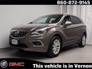 2018 Buick Envision Essence