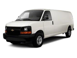 2011 Chevrolet Express Cargo 2500