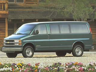 1999 Chevrolet Express Passenger G3500