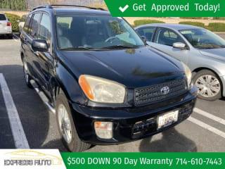 2001 Toyota RAV4 Base