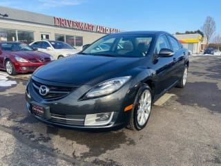 2013 Mazda Mazda6 i Touring Plus
