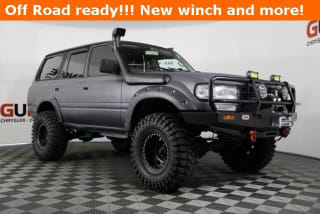 1996 Toyota Land Cruiser Base