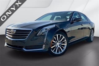 2017 Cadillac CT6 3.0TT Luxury