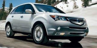 2007 Acura MDX SH-AWD w/Sport