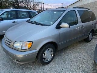 2003 Toyota Sienna XLE