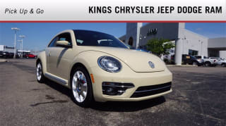 2019 Volkswagen Beetle 2.0T Final Edition SEL