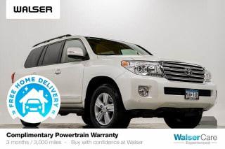 2013 Toyota Land Cruiser Base
