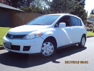 2007 Nissan Versa