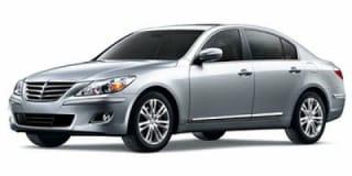2011 Hyundai Genesis 4.6L V8