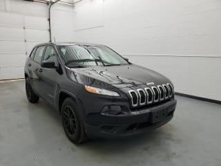 2014 Jeep Cherokee Sport
