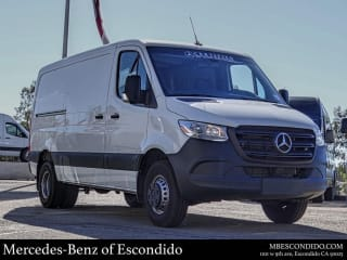 2020 Mercedes-Benz Sprinter Cargo 3500XD