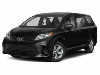 2018 Toyota Sienna LE 7-Passenger