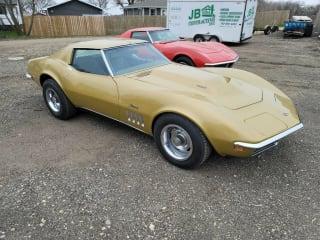 1969 Chevrolet Corvette SPORT COUPE  427 V8