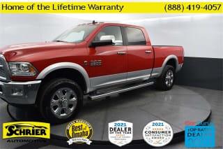 2018 Ram Pickup 3500 Laramie