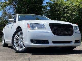 2012 Chrysler 300 C Luxury Series