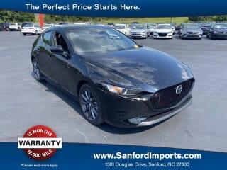 2021 Mazda Mazda3 Hatchback Select