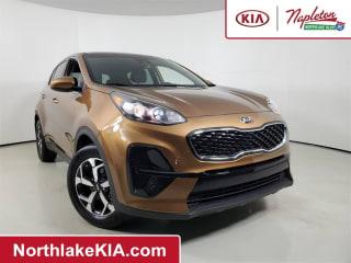 2021 Kia Sportage LX