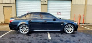2007 BMW M5