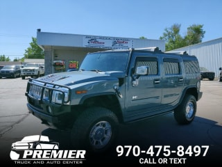 2005 HUMMER H2 Lux Series