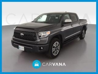 2020 Toyota Tundra Platinum