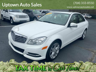 2013 Mercedes-Benz C-Class C 300 Luxury 4MATIC