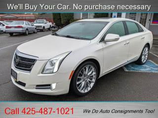 2014 Cadillac XTS Platinum Vsport