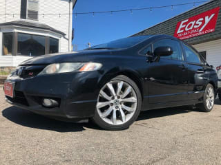 2010 Honda Civic Si w/Summer Tires