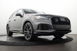 2021 Audi Q7 3.0T quattro Prestige