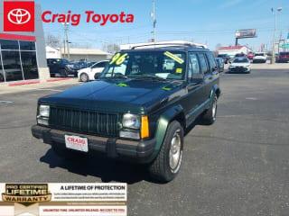 1996 Jeep Cherokee Sport
