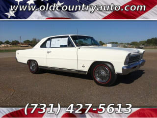 1966 Chevrolet Chevy Van