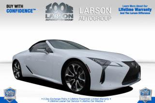 2021 Lexus LC 500 Convertible Base