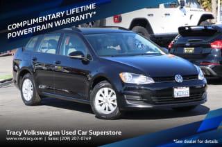2017 Volkswagen Golf SportWagen TSI SEL