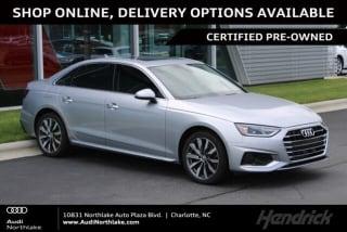 2020 Audi A4 2.0T Premium