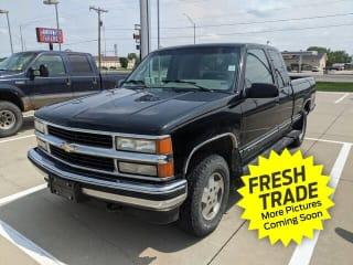 1995 Chevrolet C/K 1500 Series K1500 Cheyenne