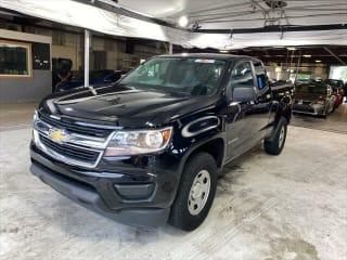 2019 Chevrolet Colorado Work Truck