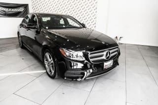 2017 Mercedes-Benz E-Class E 300 4MATIC
