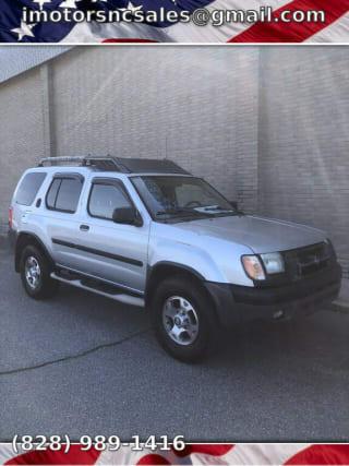 2001 Nissan Xterra XE-V6