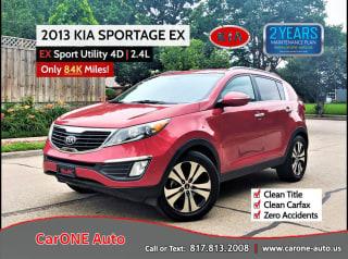 2013 Kia Sportage EX