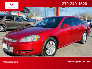 2014 Chevrolet Impala Limited LT Fleet