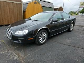 2004 Chrysler Concorde Limited