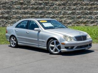 2005 Mercedes-Benz C-Class C 230 Kompressor